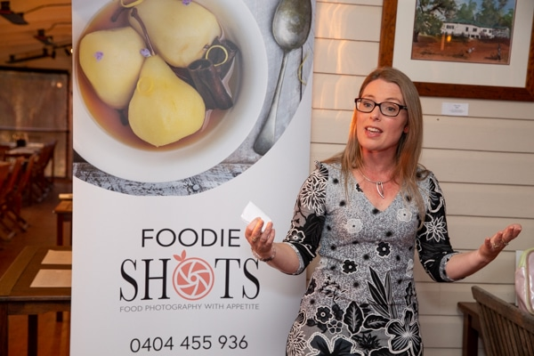 Kat Lynn from Foodie Shots talking about the passion of food photography