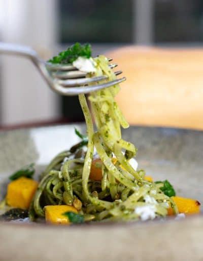 Foodie Shots Vegetable Pasta