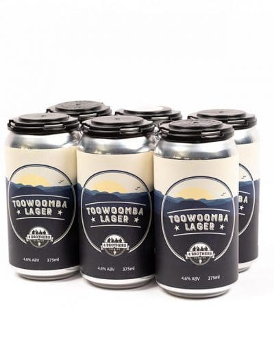 Foodie Shots 4 Brothers Toowoomba Lager