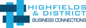 Highfields District Business Connections Logo